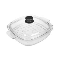 Glasgarsystem pro vaření v páře, rozměr 26 x 26 cm