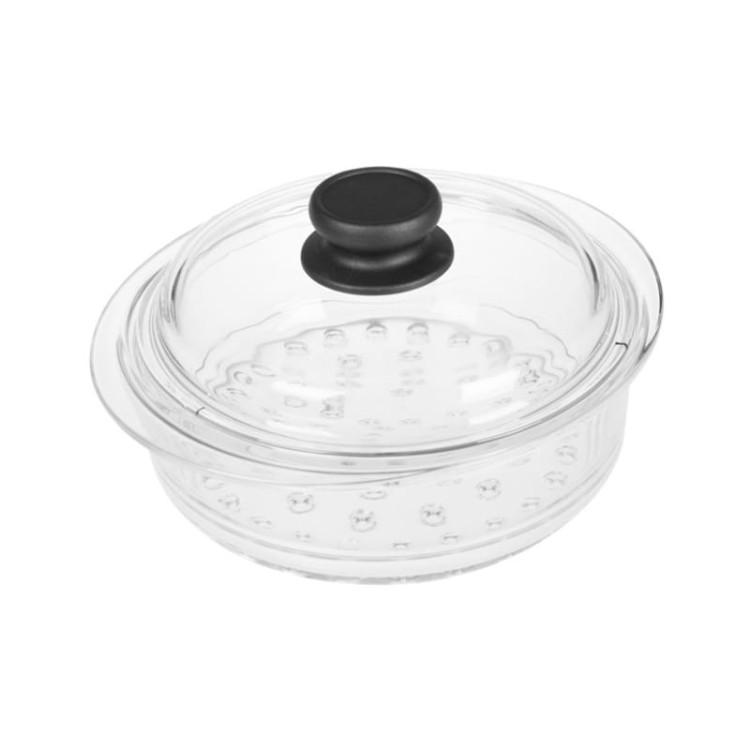 Glasgarsystem pro vaření v páře, průměr 20 cm