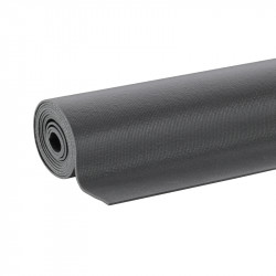 Podložka do zásuvky PVC šedá 150x50cm