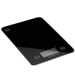 Kuchyňská váha černá KL-15741